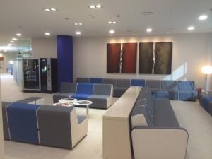 sala de espera cafe